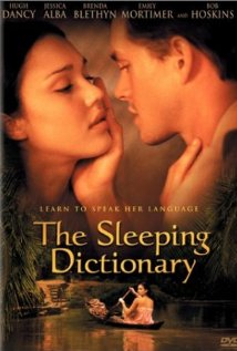 The Sleeping Dictionary (2003) cover
