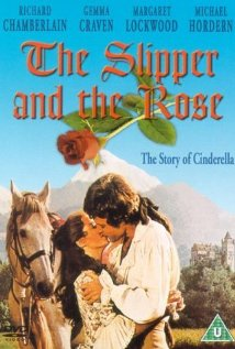 The Slipper and the Rose: The Story of Cinderella (1976) cover