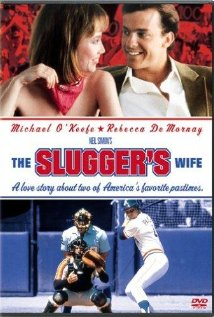 The Slugger's Wife (1985) cover