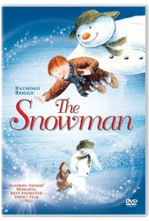 The Snowman (1982) cover