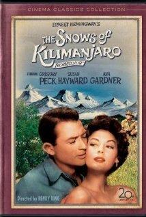The Snows of Kilimanjaro (1952) cover