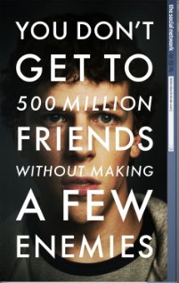 The Social Network (2010) cover
