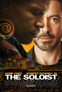 The Soloist (2009) cover