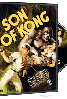 The Son of Kong (1933) cover