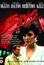 Sins 1986 poster