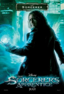 The Sorcerer's Apprentice (2010) cover