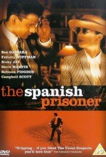 The Spanish Prisoner 1997 poster