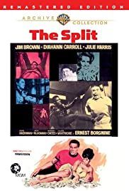 The Split (1968) cover