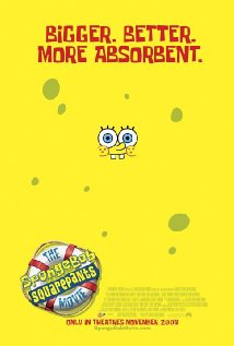 The SpongeBob SquarePants Movie (2004) cover