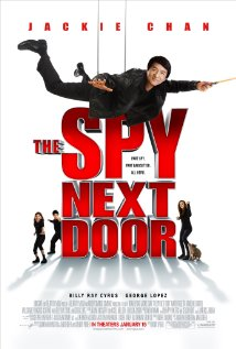 The Spy Next Door (2010) cover