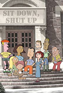 Sit Down Shut Up (2009) cover