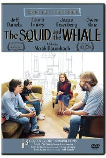 The Squid and the Whale (2005) cover