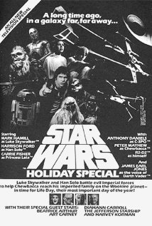 The Star Wars Holiday Special (1978) cover