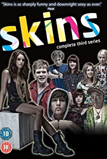 Skins (2007) cover