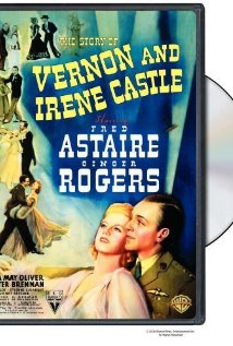 The Story of Vernon and Irene Castle (1939) cover