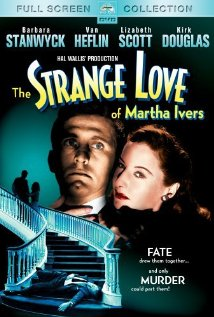 The Strange Love of Martha Ivers (1946) cover