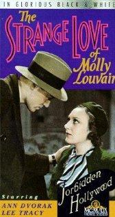 The Strange Love of Molly Louvain 1932 poster