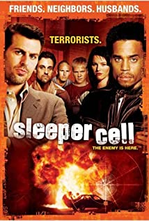 Sleeper Cell (2005) cover
