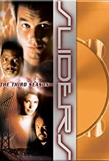 Sliders (1995) cover