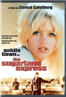 The Sugarland Express (1974) cover