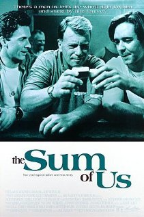 The Sum of Us 1994 poster