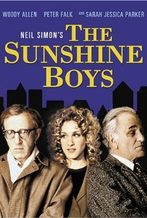The Sunshine Boys 1996 poster