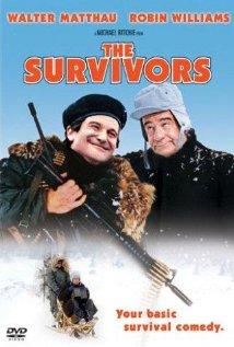 The Survivors (1983) cover