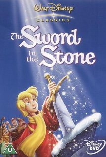 The Sword in the Stone (1963) cover