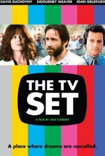 The TV Set (2006) cover