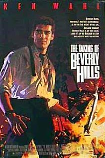 The Taking of Beverly Hills 1991 poster