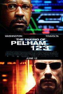 The Taking of Pelham 1 2 3 (2009) cover