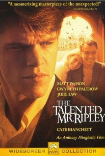 The Talented Mr. Ripley 1999 poster