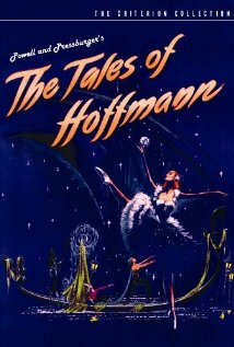 The Tales of Hoffmann (1951) cover