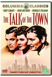 The Talk of the Town (1942) cover