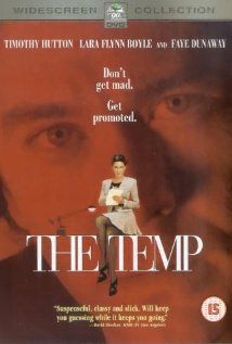 The Temp 1993 poster