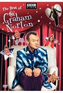 So Graham Norton 1998 poster