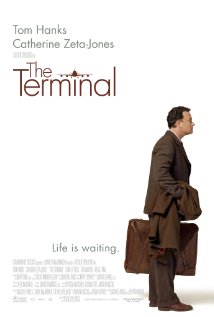 The Terminal (2004) cover