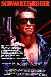 The Terminator (1984) cover