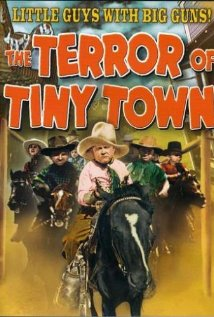 The Terror of Tiny Town (1938) cover