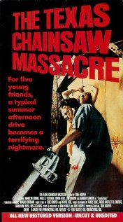 The Texas Chain Saw Massacre (1974) cover