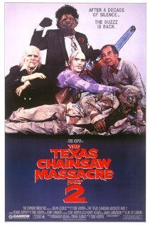 The Texas Chainsaw Massacre 2 (1986) cover