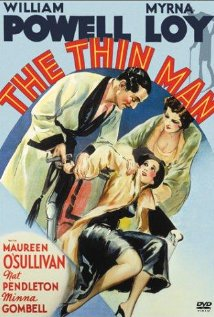 The Thin Man (1934) cover