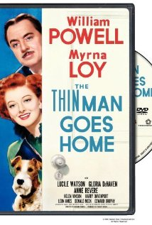 The Thin Man Goes Home (1945) cover