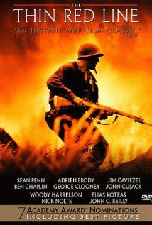 The Thin Red Line (1998) cover