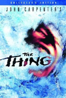 The Thing (1982) cover