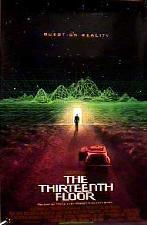 The Thirteenth Floor 1999 poster