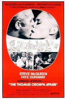 The Thomas Crown Affair (1968) cover