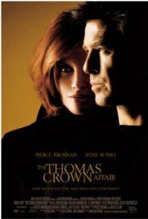 The Thomas Crown Affair (1999) cover
