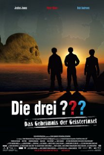 The Three Investigators and the Secret of Skeleton Island 2007 poster