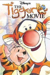 The Tigger Movie (2000) cover